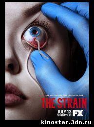 Штамм / The Strain (2014 / 1 сезон) HD